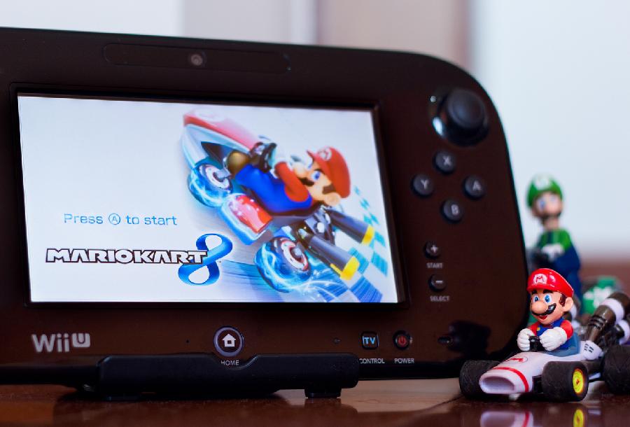 WiiU GamePad