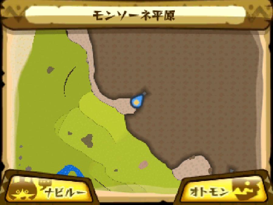 「断崖の秘境洞窟」の場所